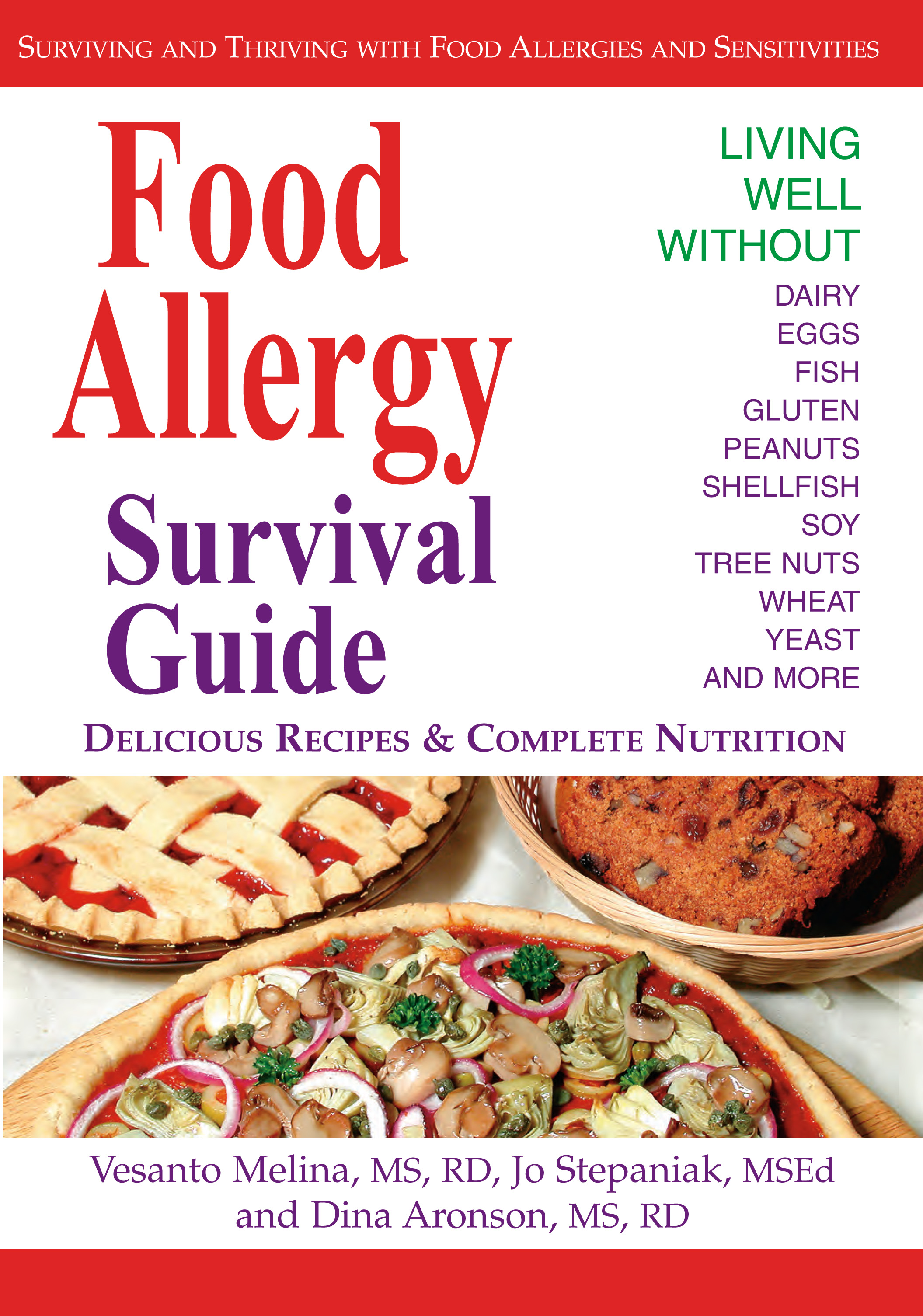 Food allergy survival guide surviving and thriving with food food allergy survival guide surviving and thriving with food allergies and sensitivities forumfinder Image collections