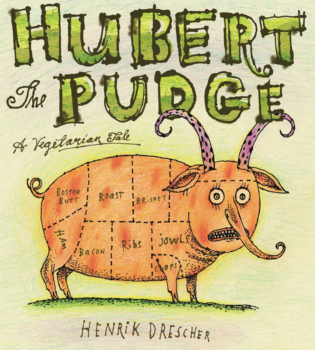 Hubert-the-Pudge