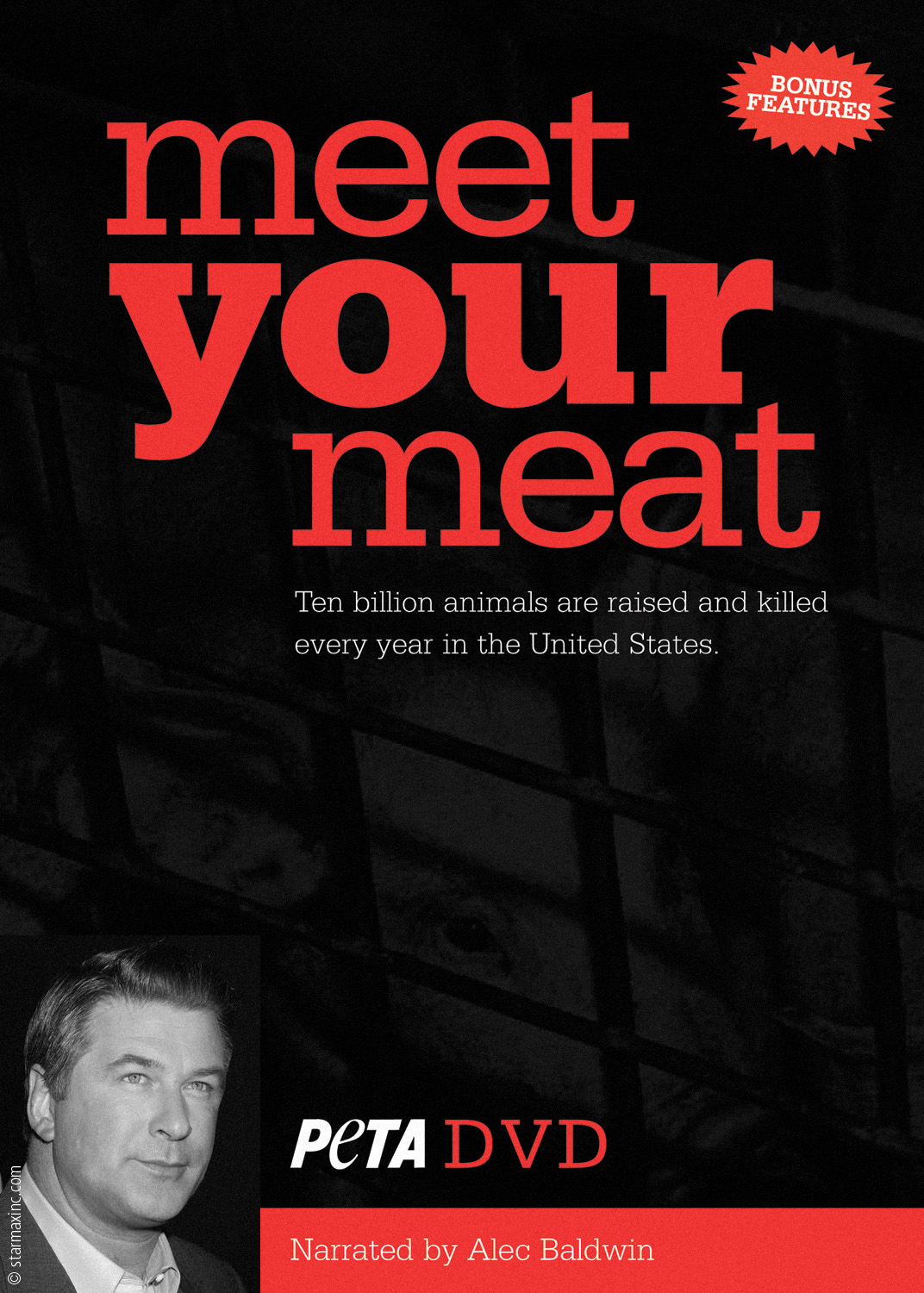 meet your meat free dvd