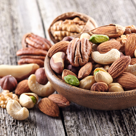 Nuts & Seeds: Ancient Foods That Are Still Nutritional Gems