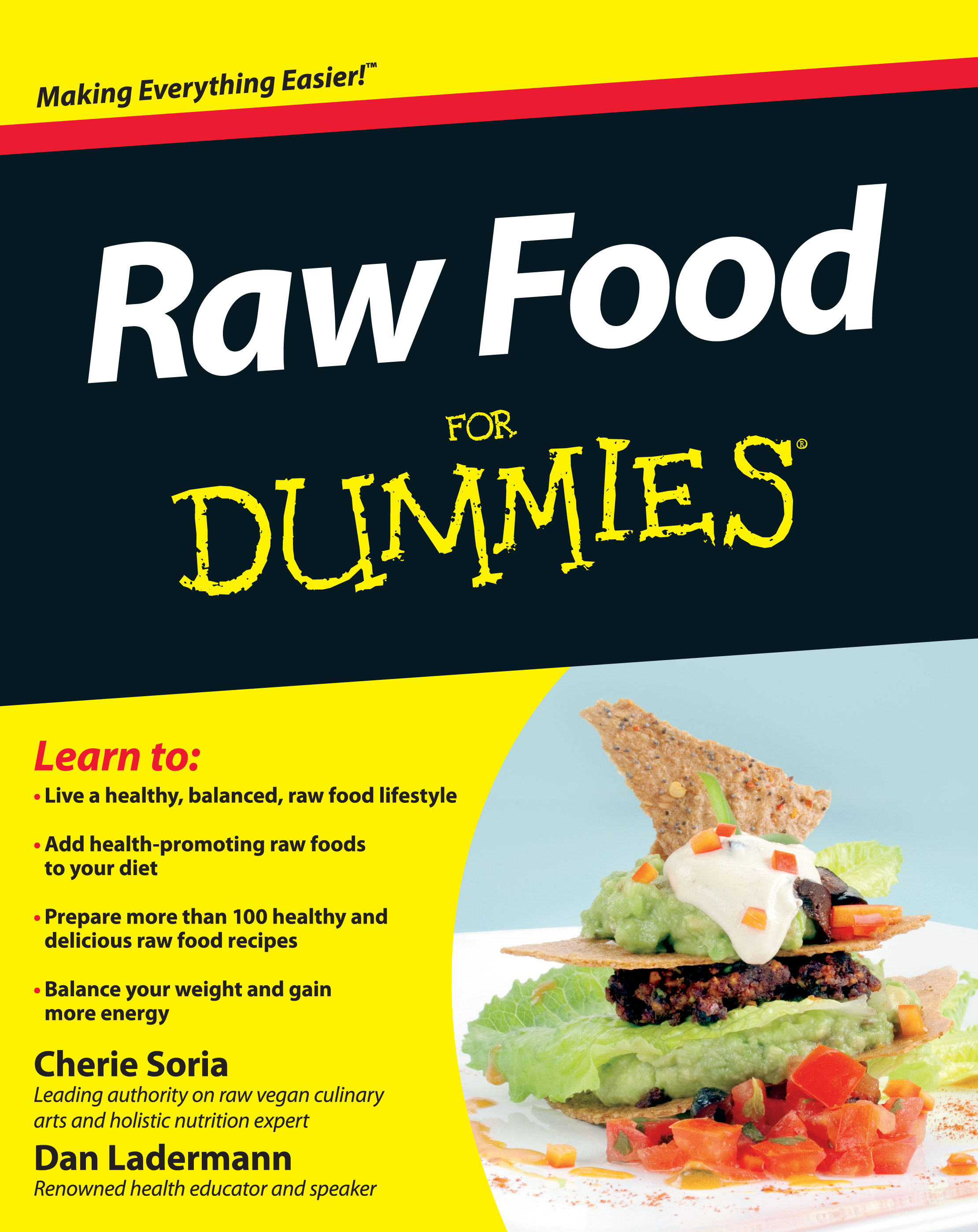 Raw food for dummies north american vegetarian society raw food for dummies forumfinder Choice Image