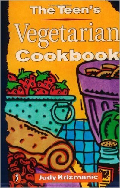 The-Teen's-Vegetarian-Cookbook