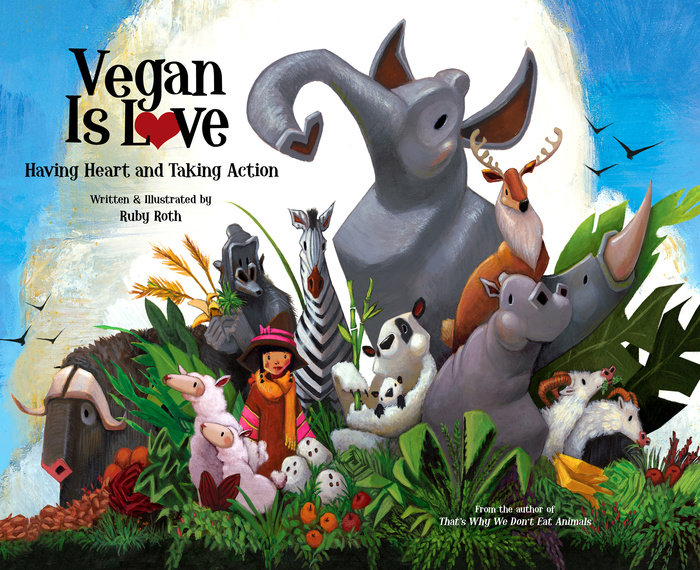 Vegan-Is-Love